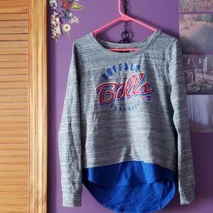 Buffalo Bills t shirt hoodie